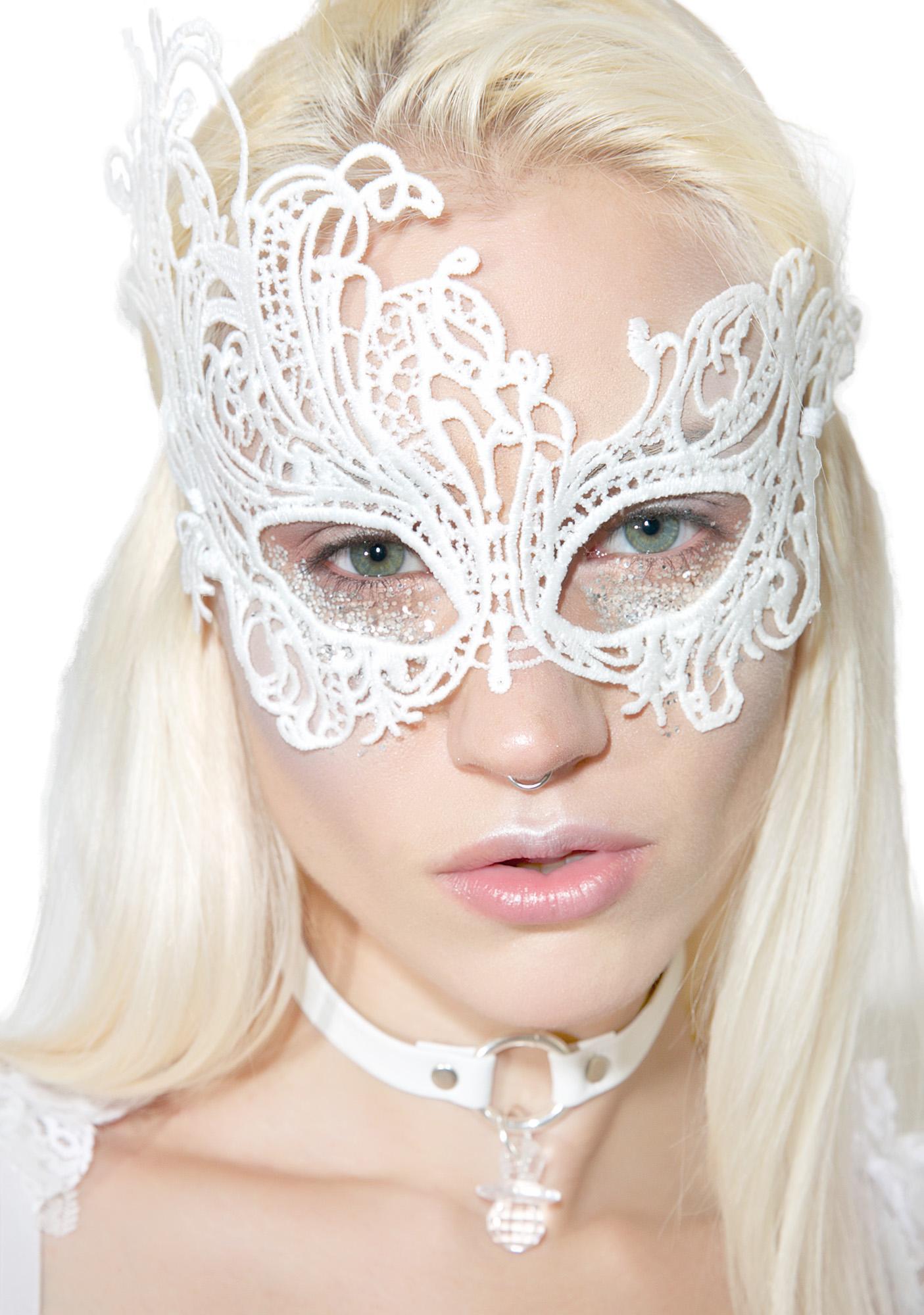 Opulent Fantasy Eye Mask