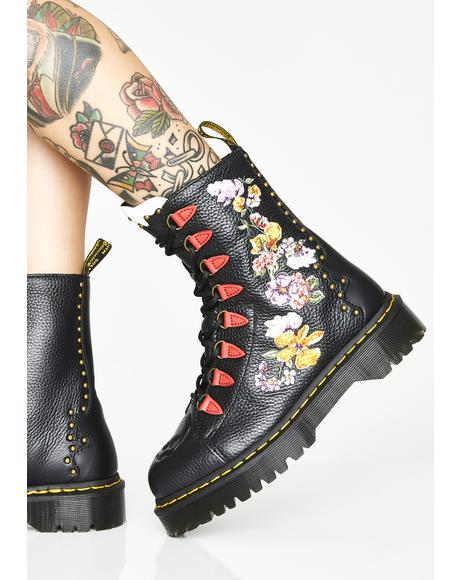 Nyberg Combat Boots