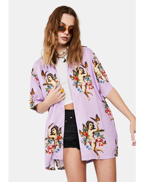 Orchid If You Love Me Vacation Shirt