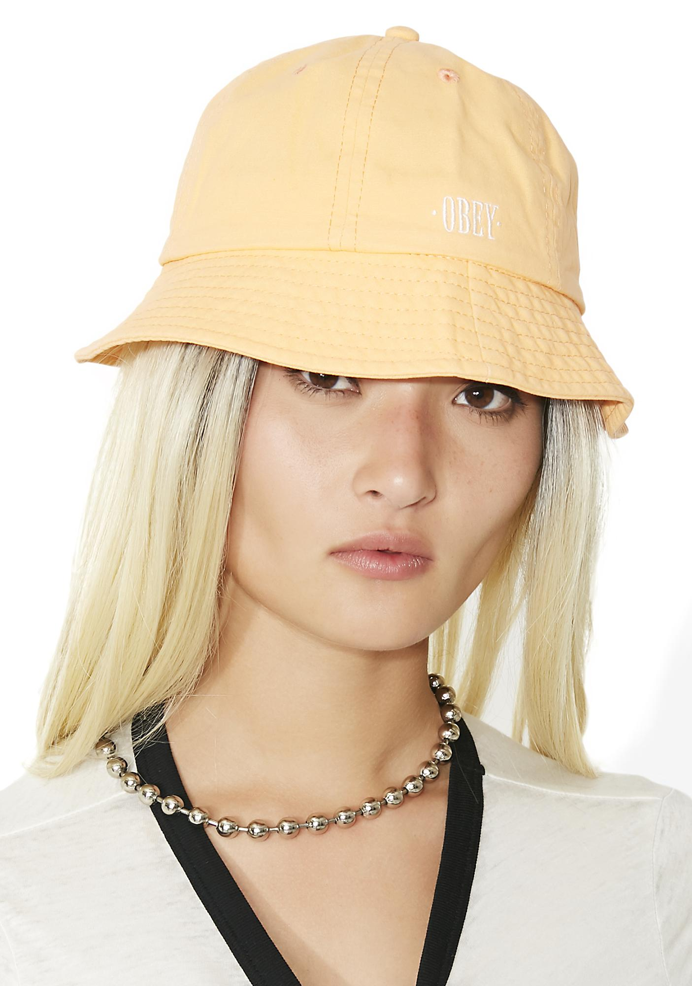 Obey Endless Bucket Hat