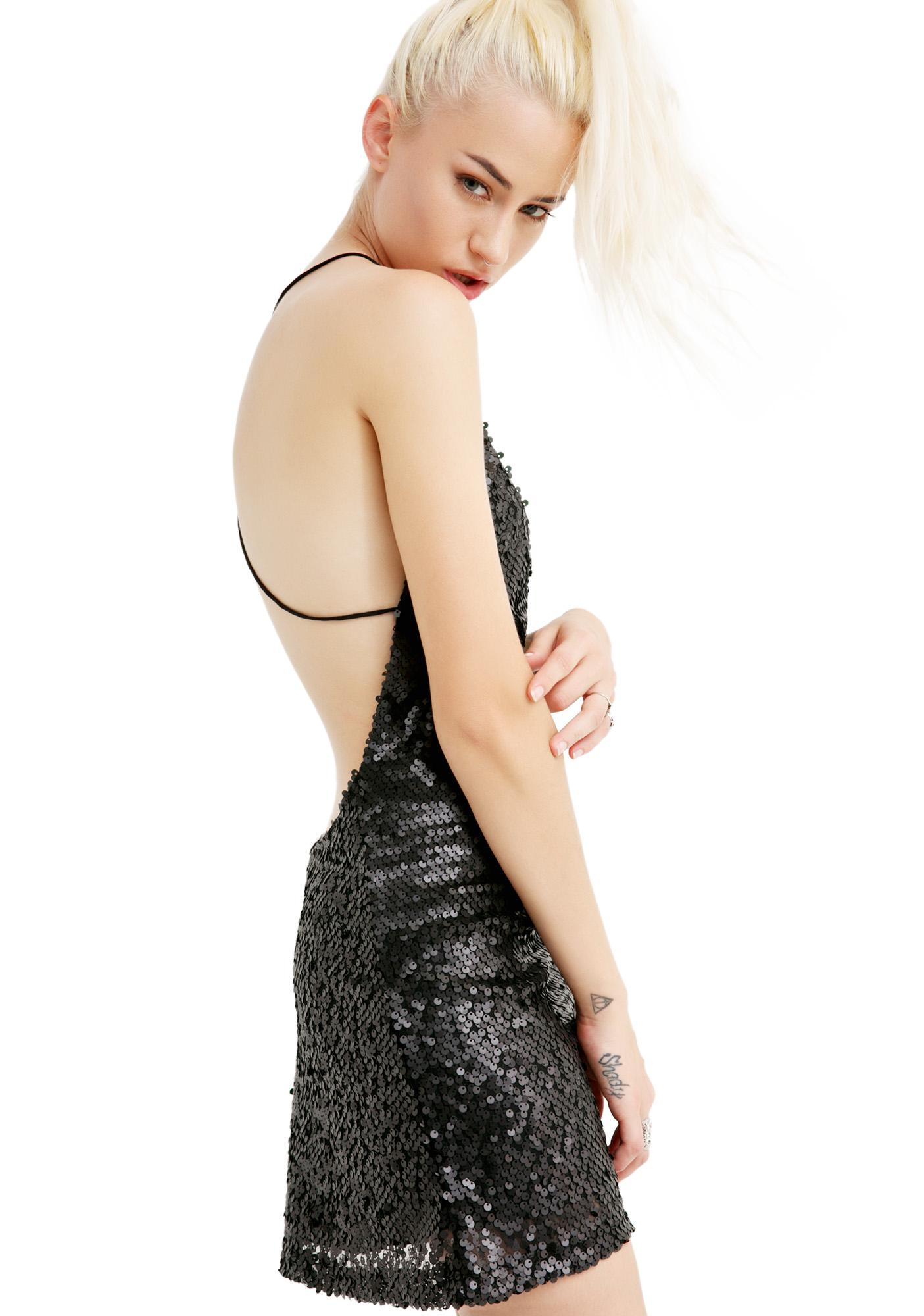 Motel Sterling Slip Dress