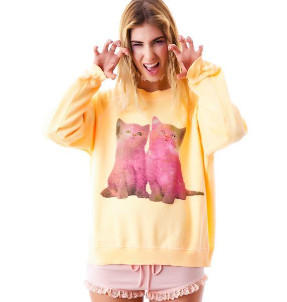 Wildfox Couture Stargazer Kim's Sweater
