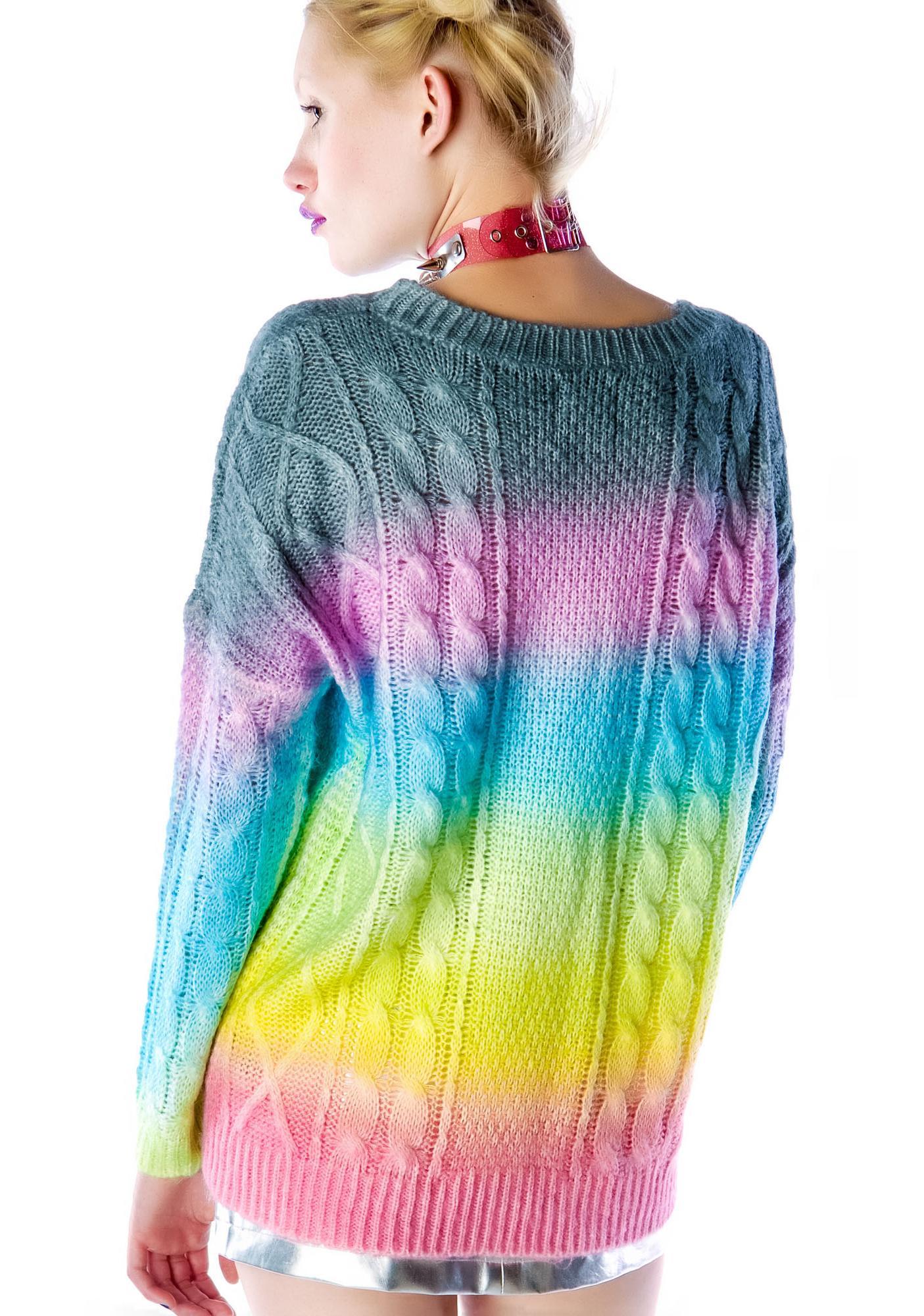 UNIF Cake Sweater