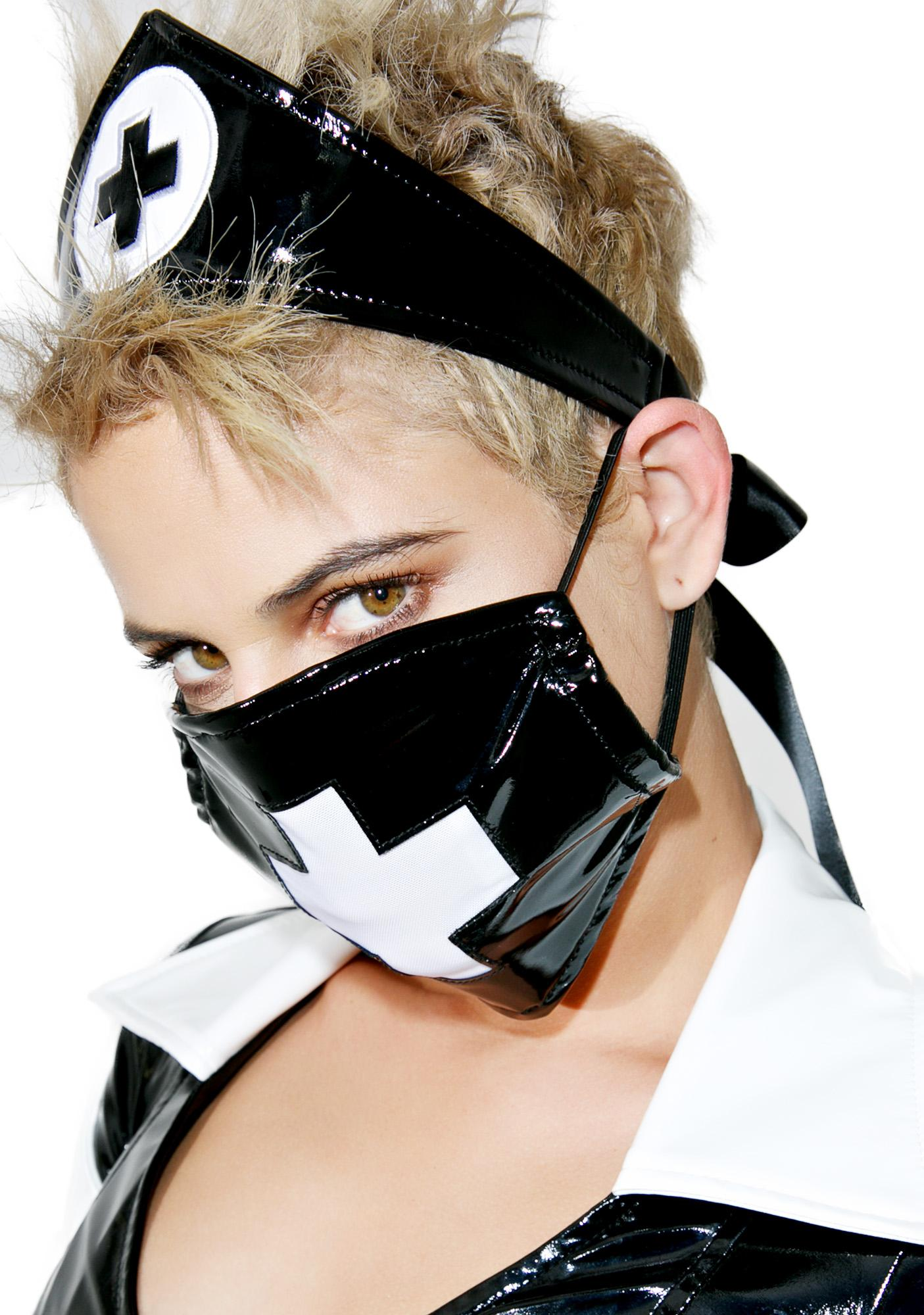 Y.R.U. Deadly Intensive Care Face Mask