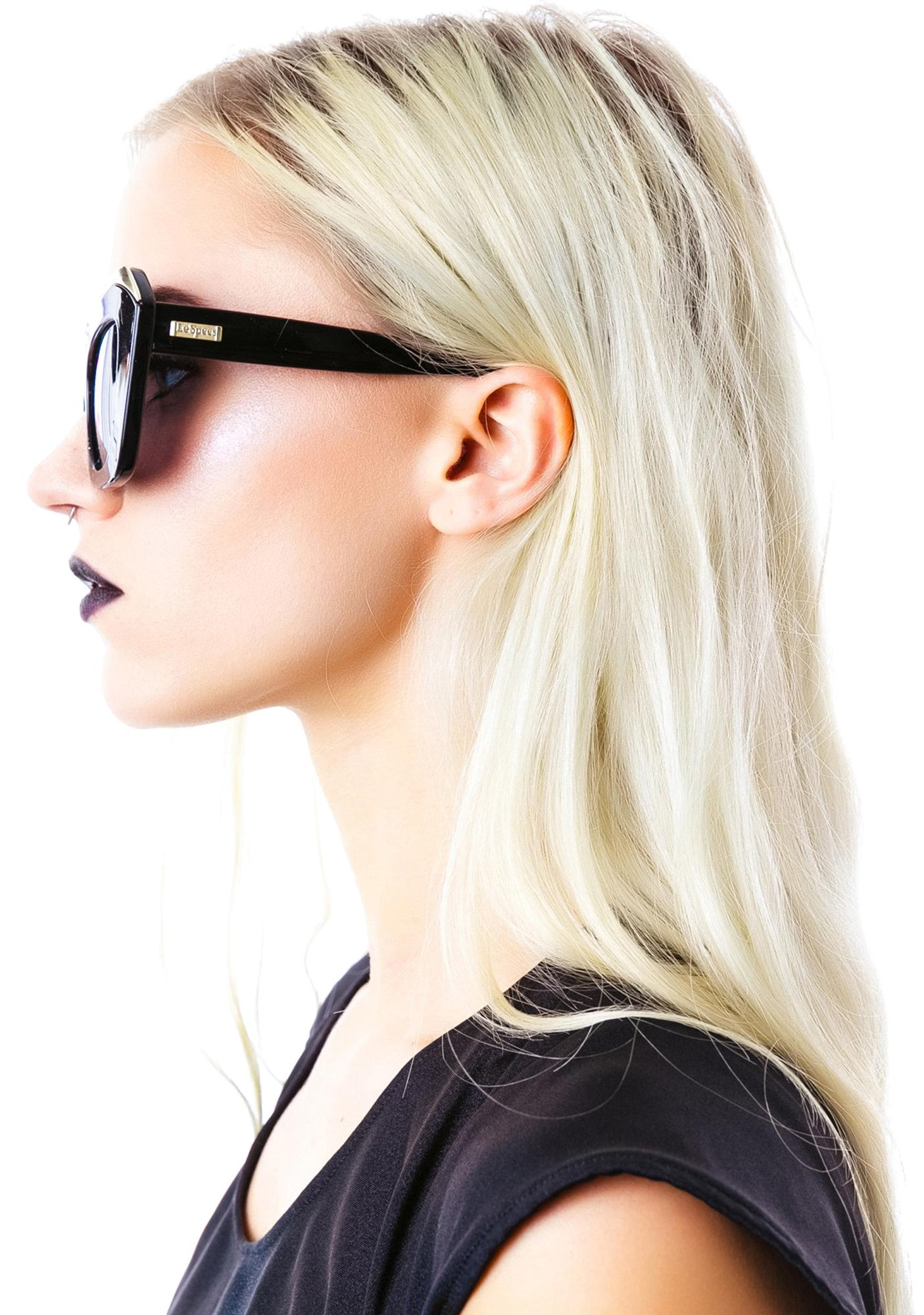 Mink Pink The Villain Sunglasses
