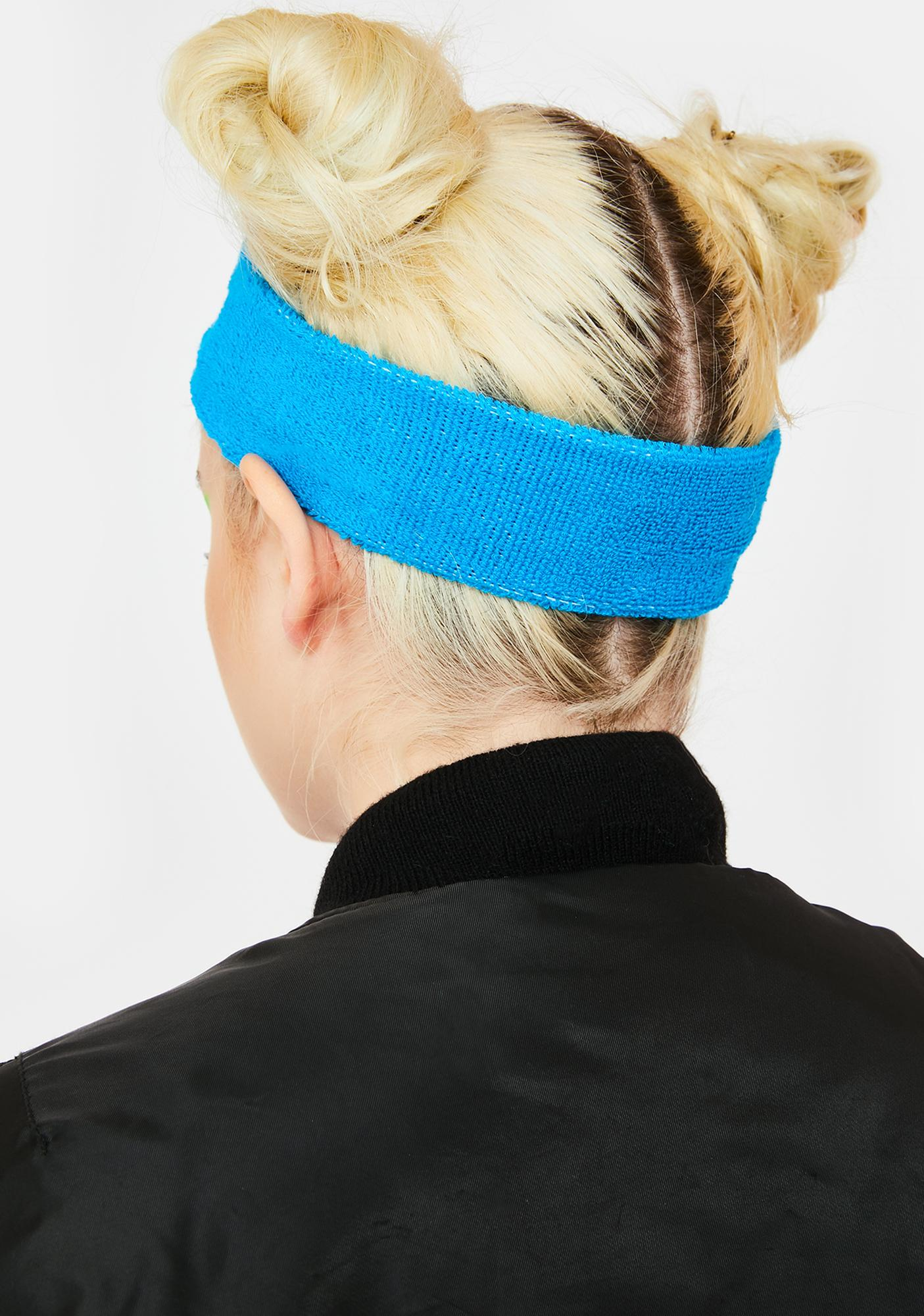 RIPNDIP Fast Terry Cloth Sweatband