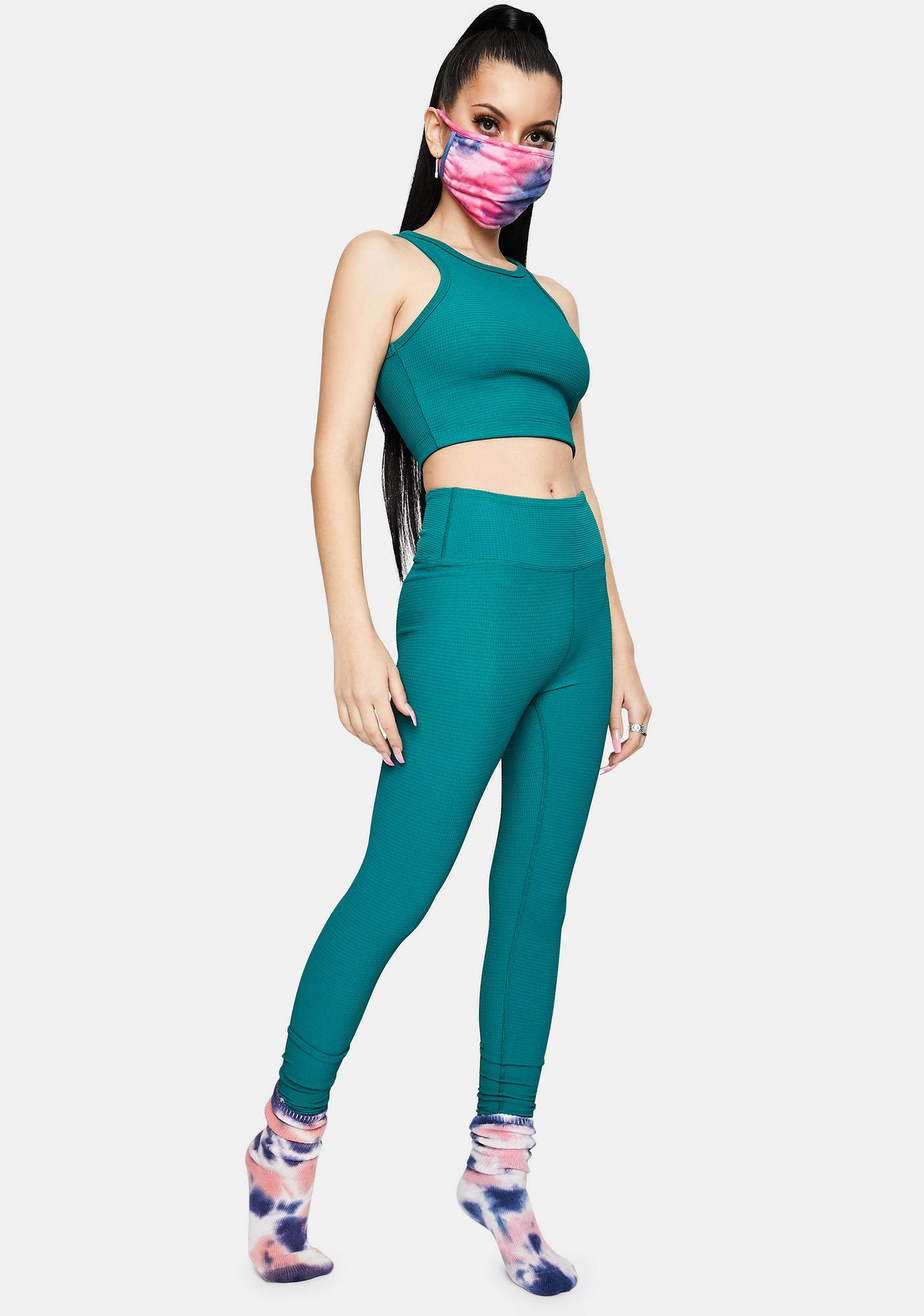 Year Of Ours Thermal High Waist Leggings