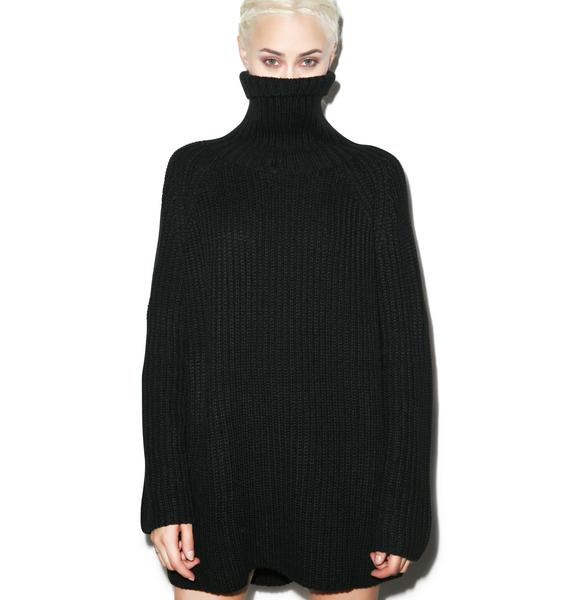 Rise of Dawn Out Field Oversized Sweater