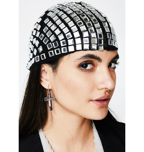 Kiki Riki Disco Fever Skull Cap