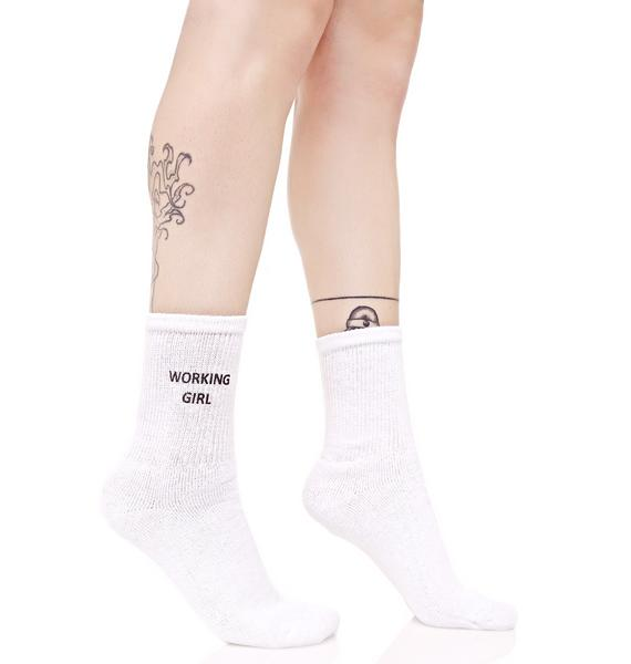 Working Girls Co Working Girl Socks