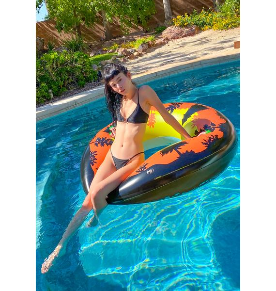 Stranger Things Upside Down Pool Float