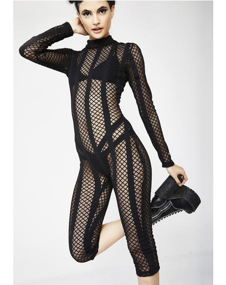 Kink Queen Bodysuit