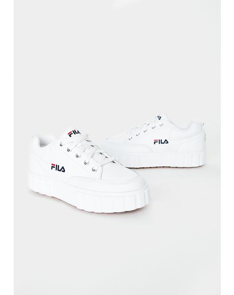 Sandblast Low Sneakers