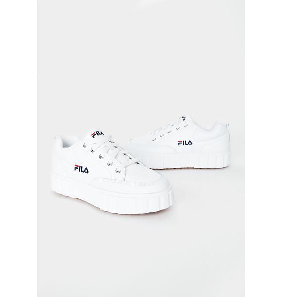 Fila Sandblast Low Sneakers