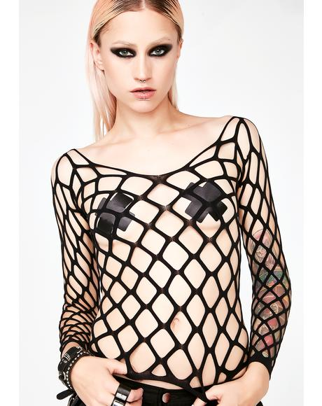Pothole Net Top