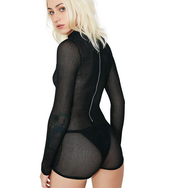 Guilty Pleasures Mesh Bodysuit
