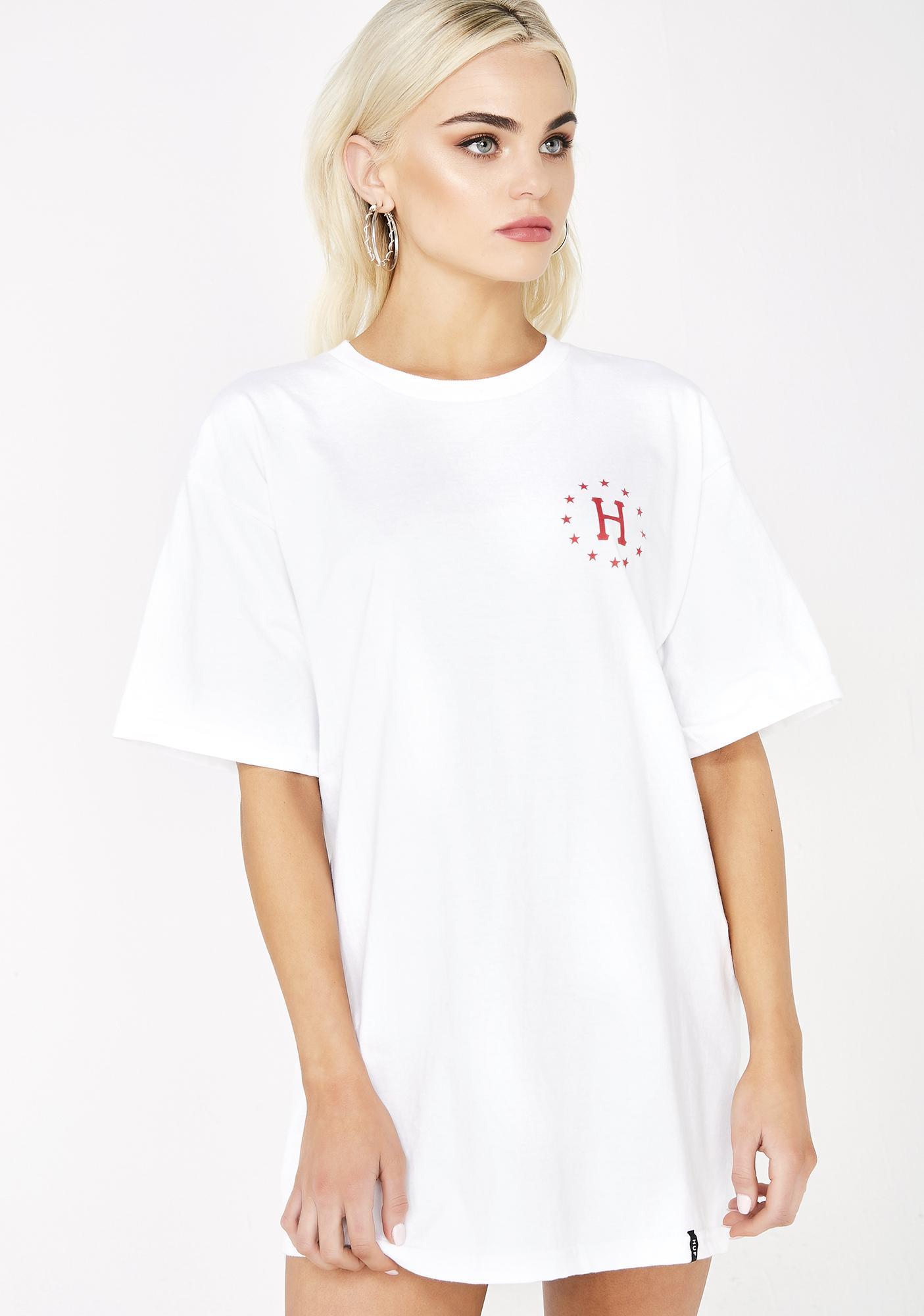 HUF Classic H Lips Tee
