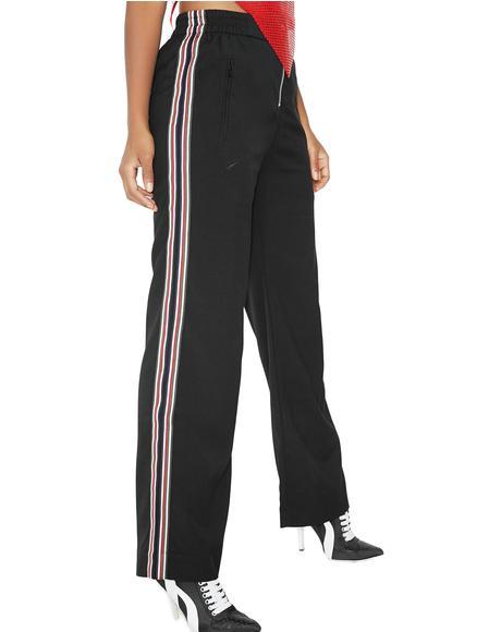 Zoe High Waist Track Pants