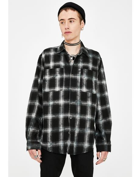 Trent Plaid Flannel Shirt