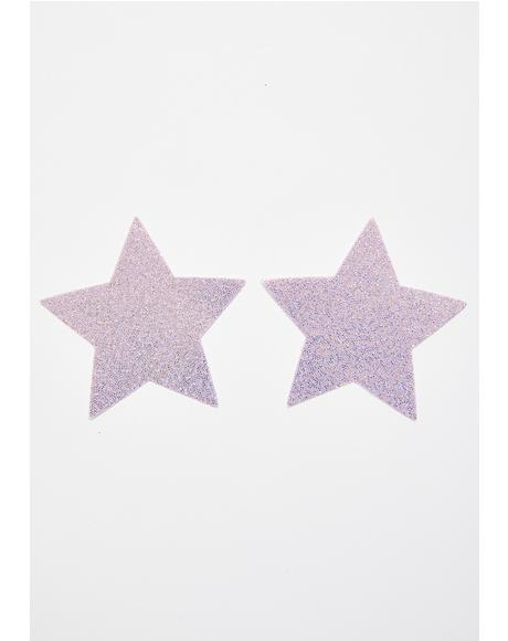 Sparkly Star Pasties