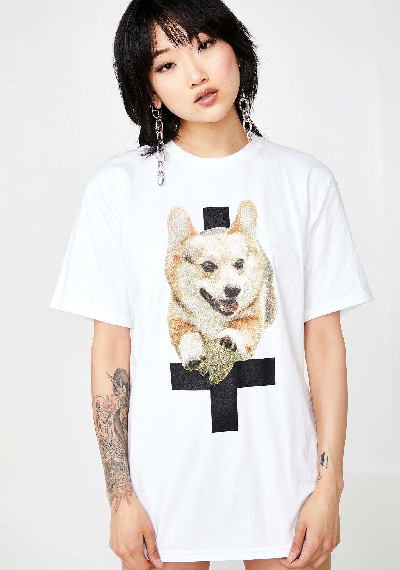 Flying Coffin Icy Hell Hound Tee