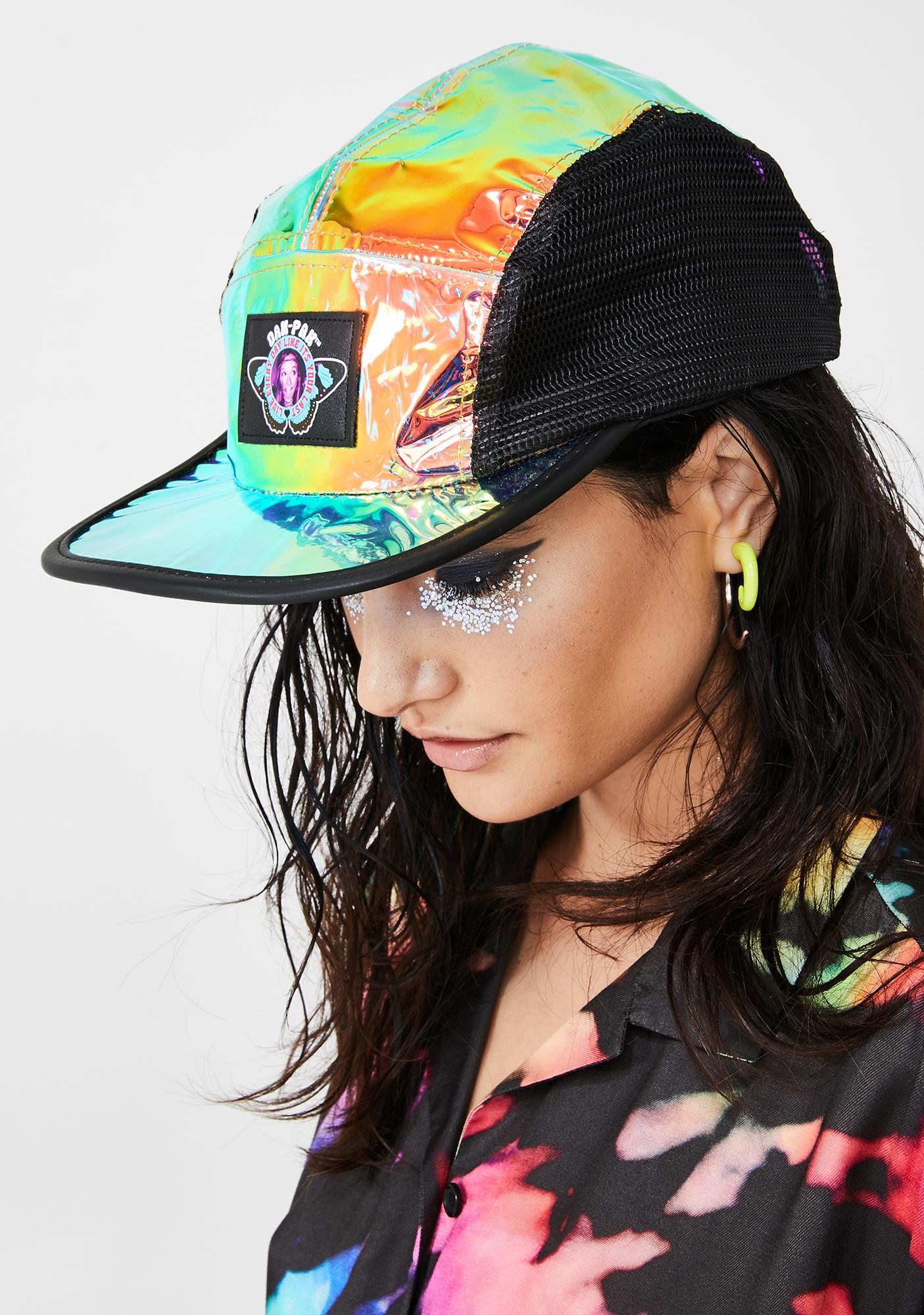 Dan-Pak Iridescent Snapback Hat