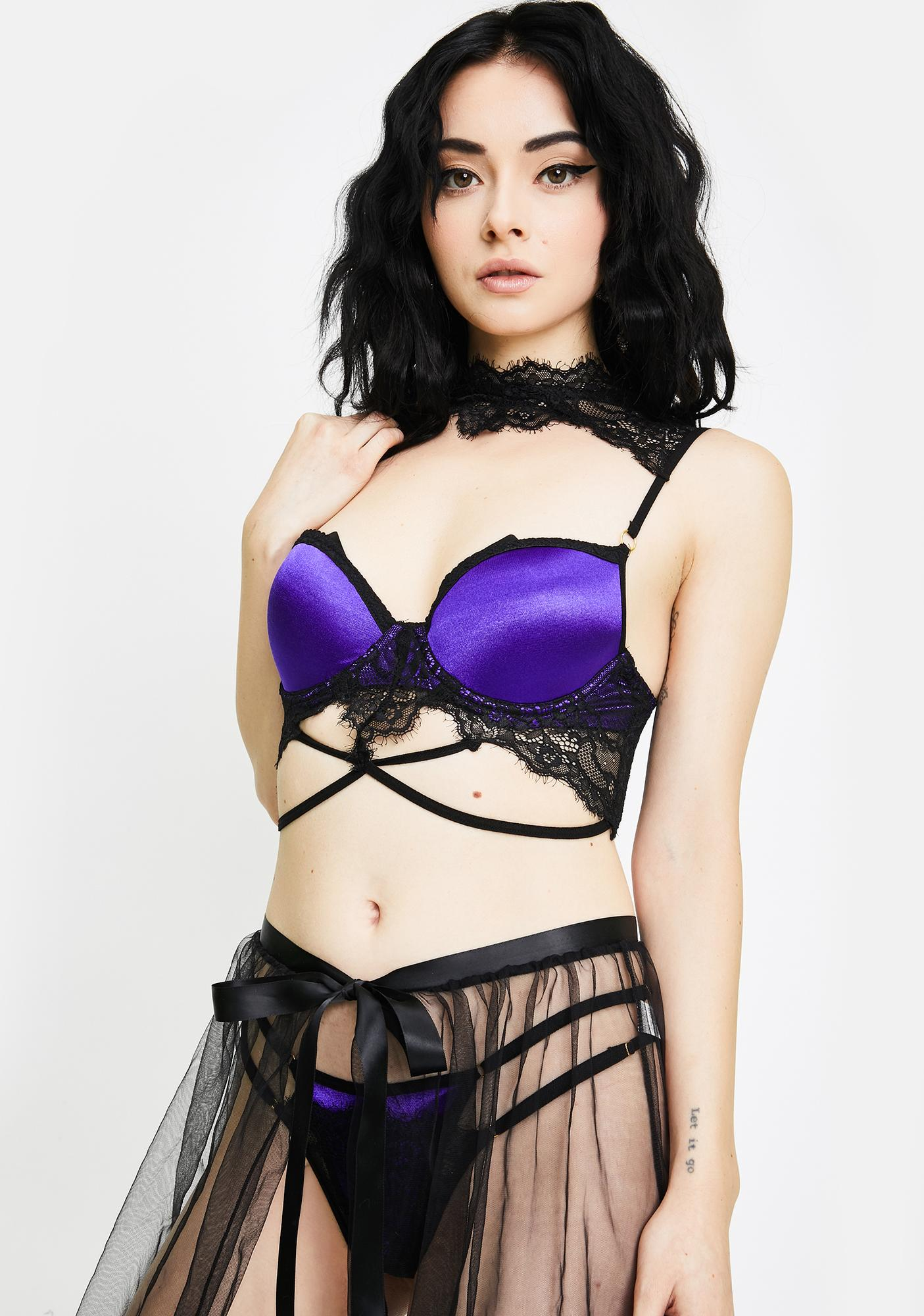 Bewitched Betrayal Lingerie Set