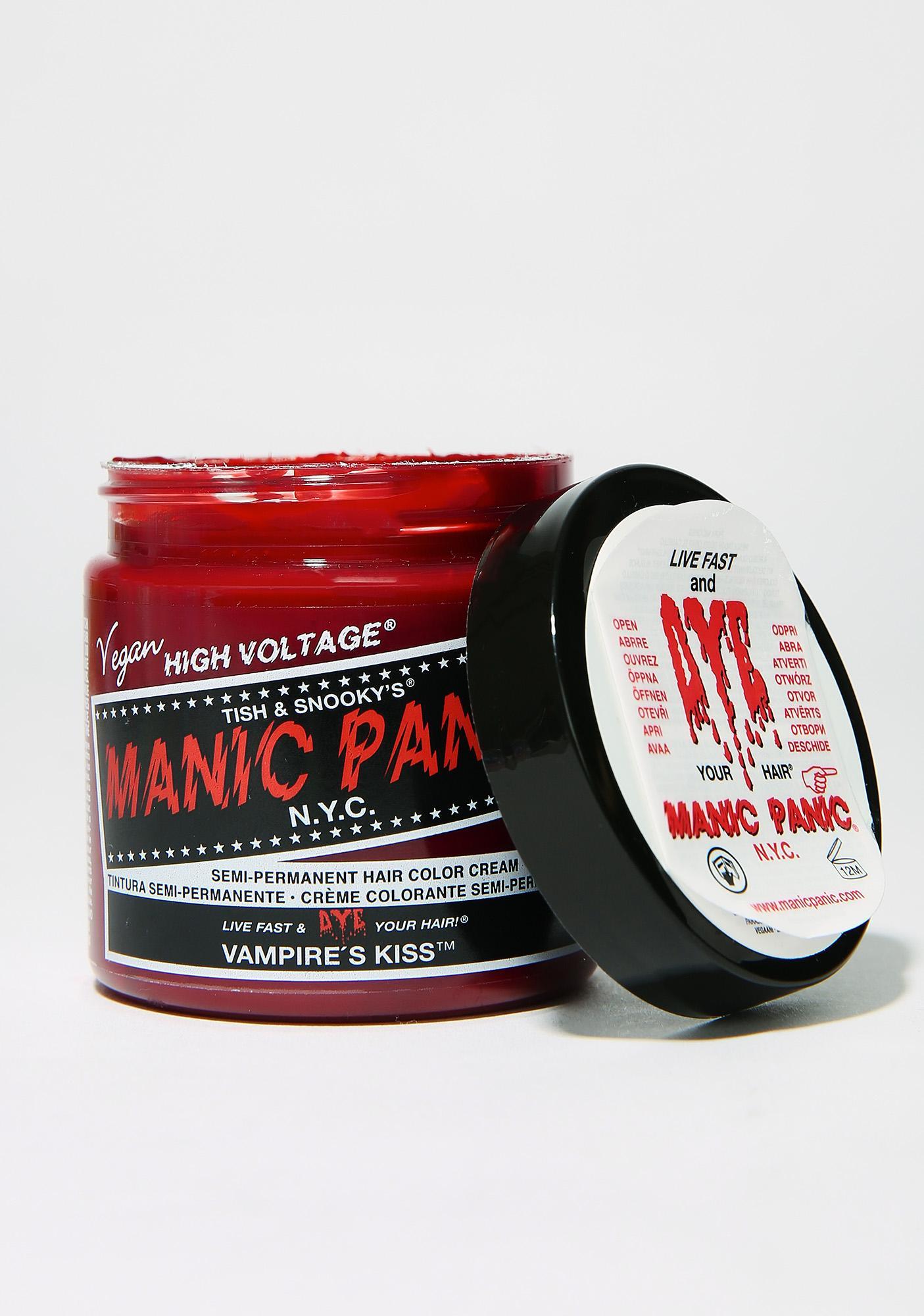 Manic Panic Vampire's Kiss Classic Hair Dye