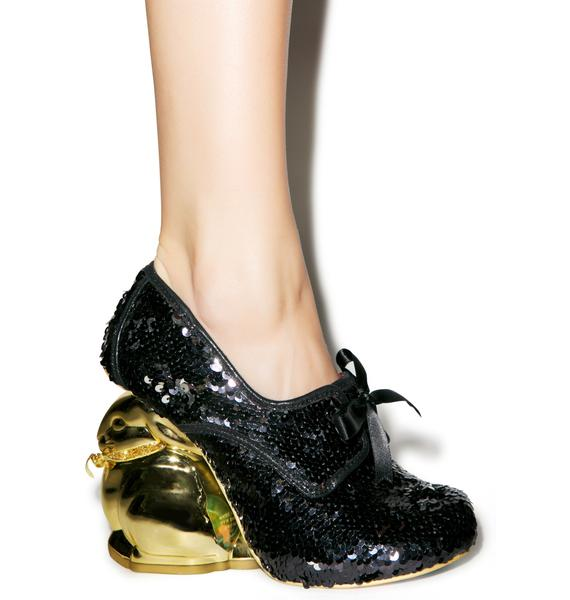 Irregular Choice Disco Bunny Heels