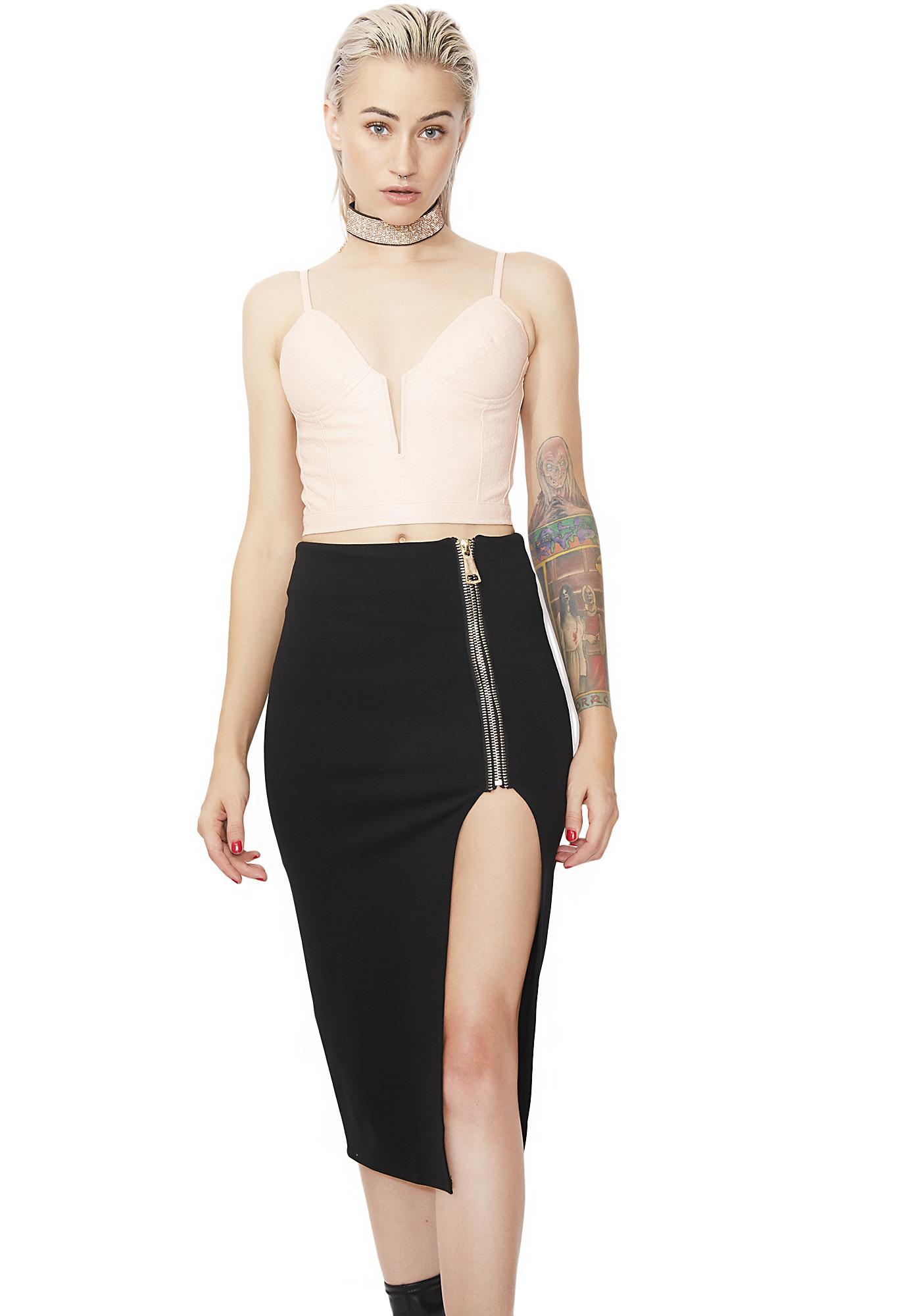 Go Getter Pencil Skirt