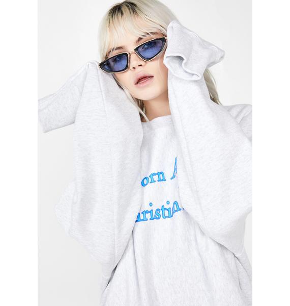 Classy But Sassy Tiny Sunglasses