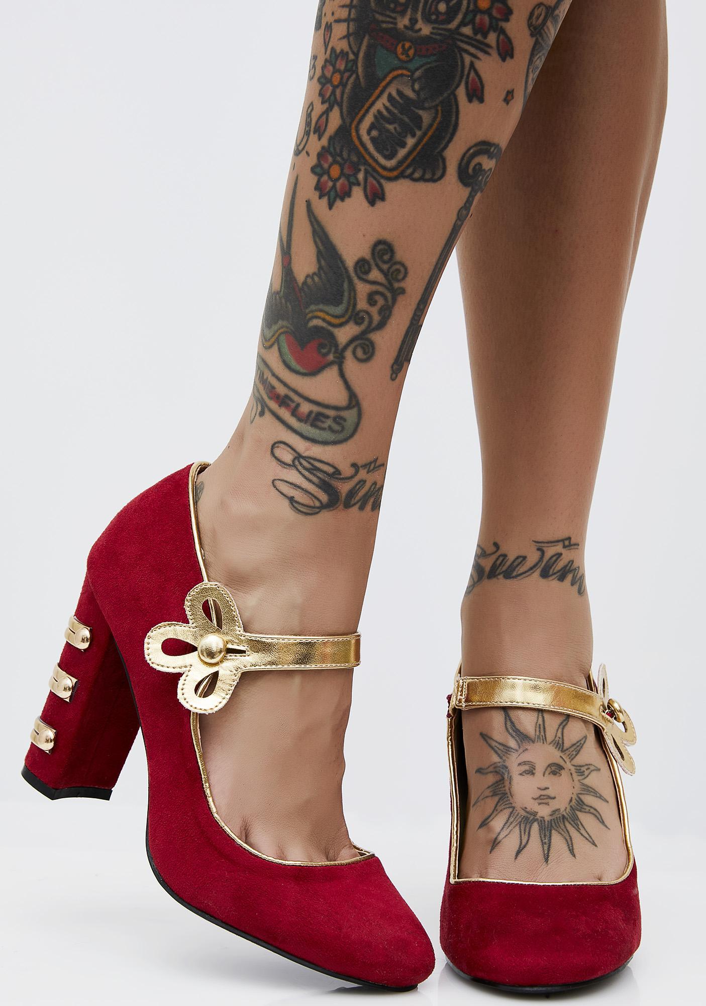 Marchin' In Heels