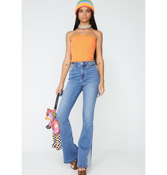 Electrik Sherbet Tube Top
