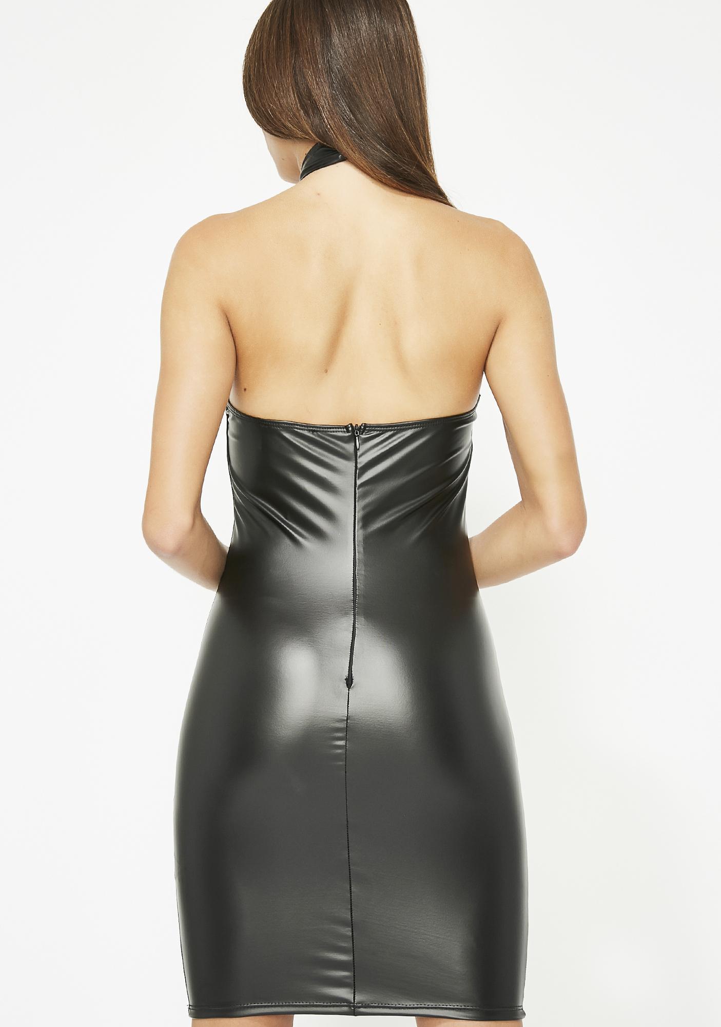 Money To Burn Mini Dress