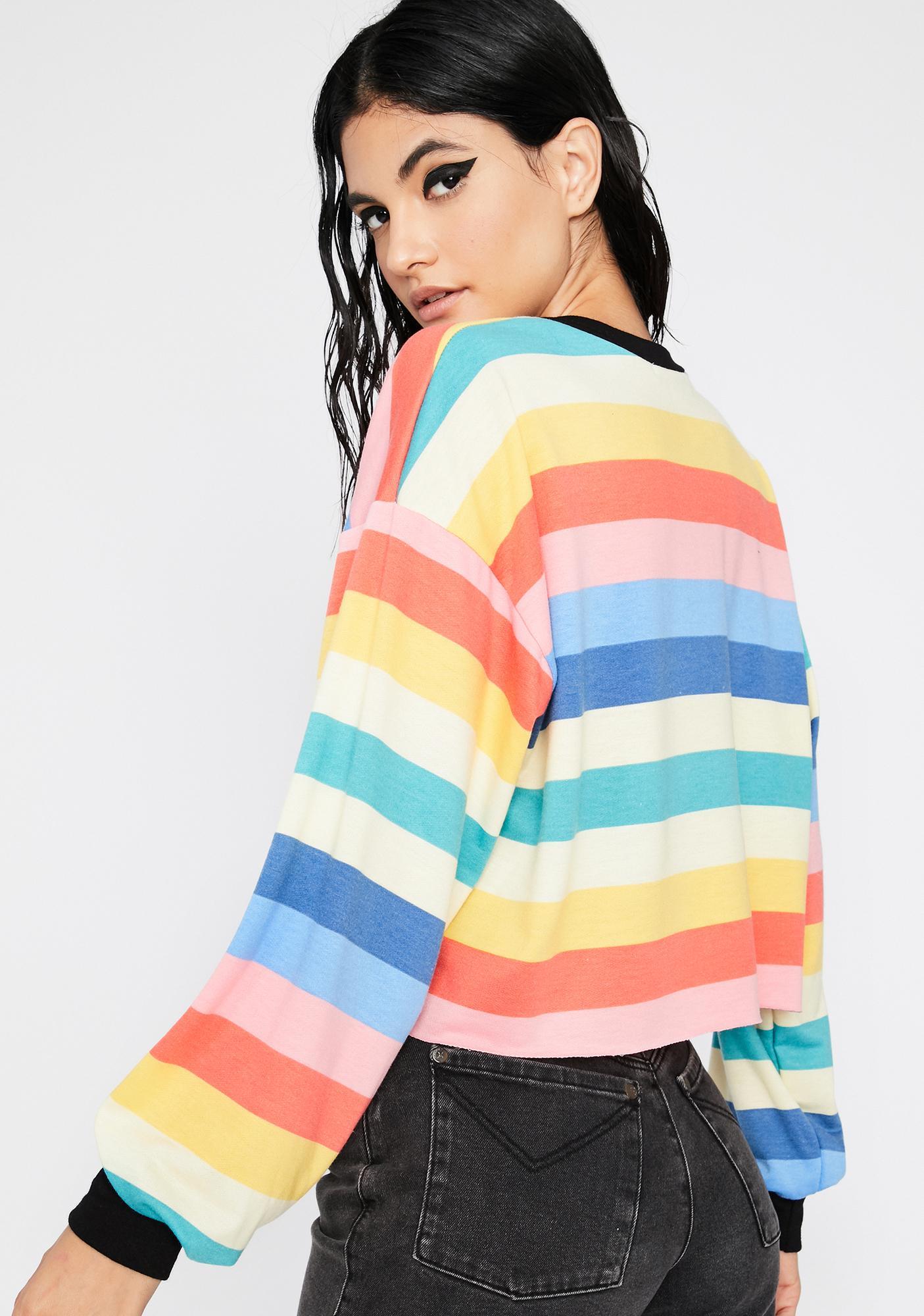 Real Ones Stripe Top
