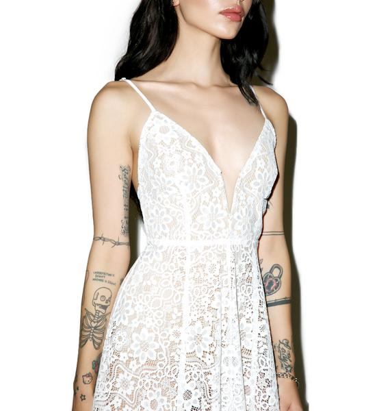 For Love & Lemons Rosemary Dress