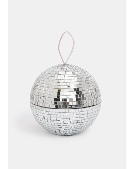 Disco Ball Jewelry Holder