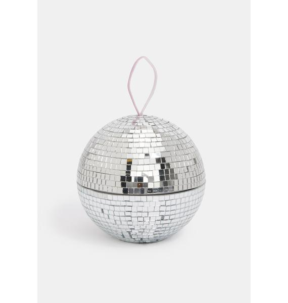 Disco Ball Jewelry Holder