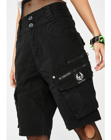 Multidimension Cargo Trousers