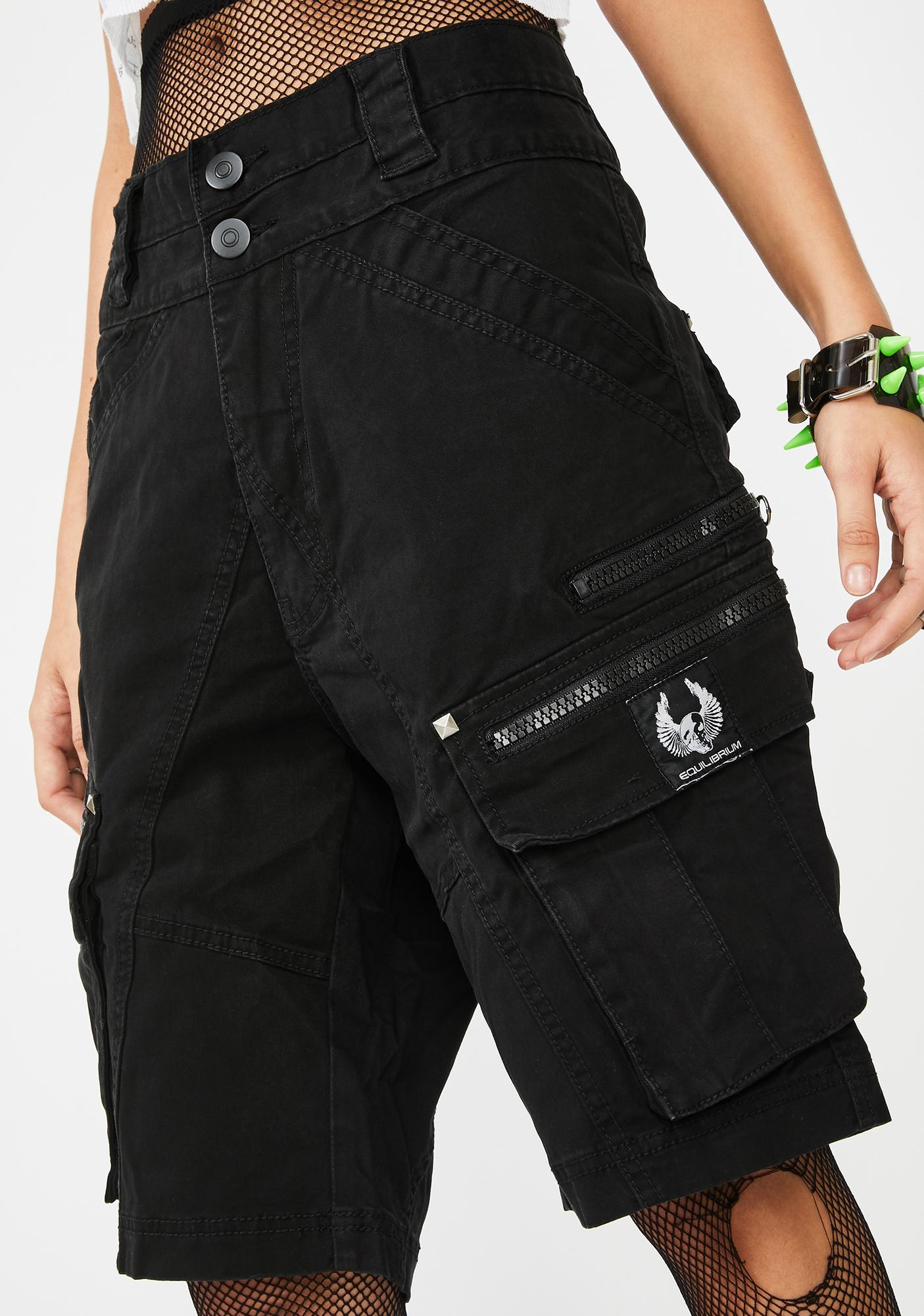 Equilibrium Clothing Multidimension Cargo Trousers