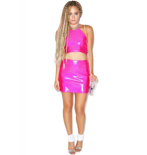 Hot!MeSS Barbae Mini Skirt