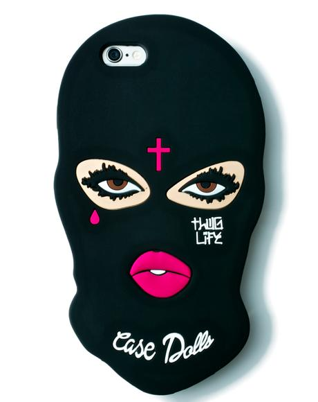 Masked Goon iPhone Case