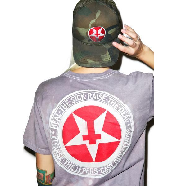 Junker HBIC Camo Trucker Hat