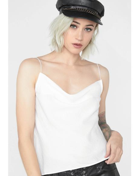 Icy Caption Queen Tank Top