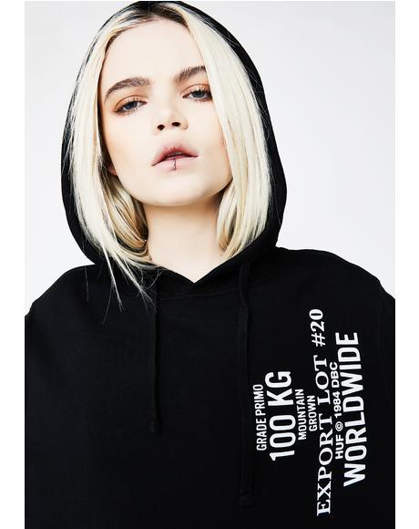 Export Pullover Hoodie