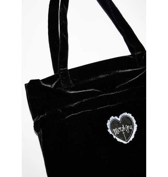 Morph8ne Fountain Tote Bag