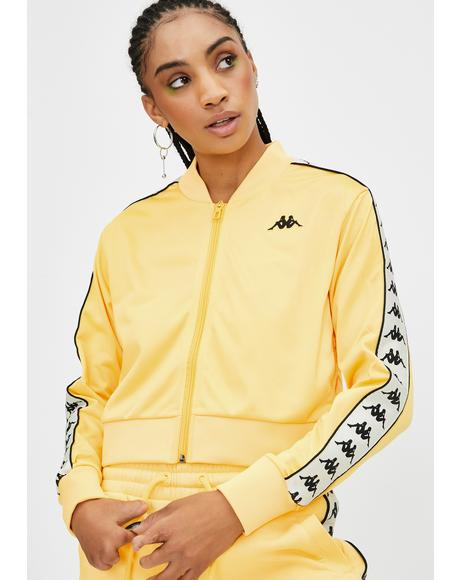 Banana 222 Banda Asber Crop Jacket