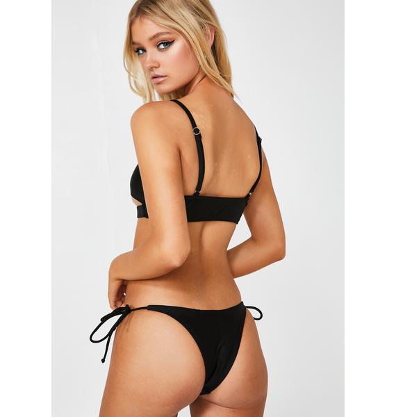 RIS-K Dark Ritual Bikini Bottoms