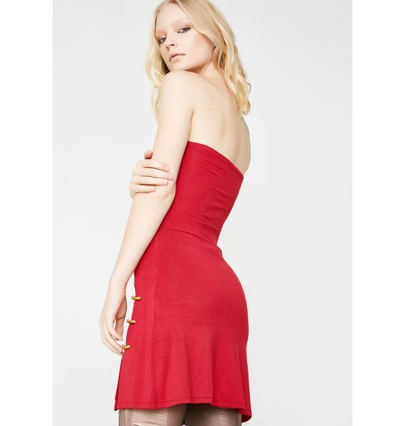 O Mighty Spicy Sincity Dress