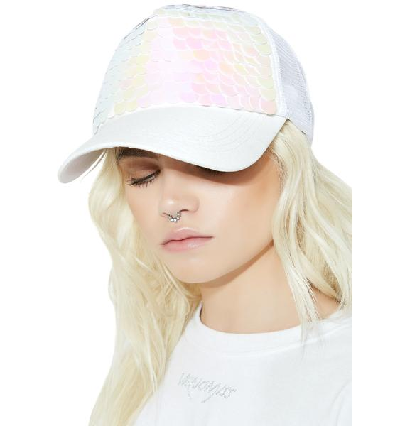 High Energy Sequin Hat